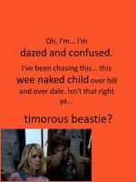 Doctor Who - David's quotes 6 by DarkIfaerie