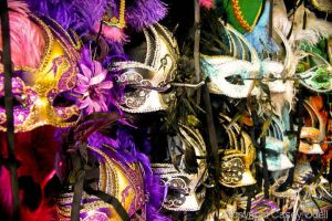 New Orleans Masks by curlyq139