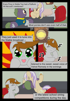 Of PipBucks and Cutie Marks Pg4 by VeraciousNeophyte