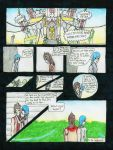 AHLAL: The Haunting Idiot page 1 by KristenKHVerne