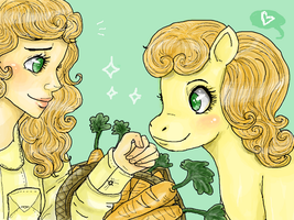 Carrot top meet Carrot top by superlucky13