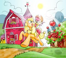 AJ fun Day by slaugthervk