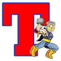 T is for Thor by norrit07