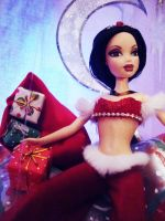 CHRISTMAS: Princess Jasmine 2 by PinkUnicornPrincess