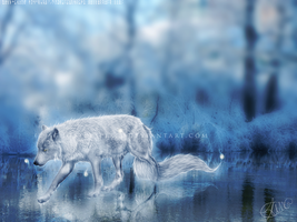 Winters Touch by ghostlyspirit