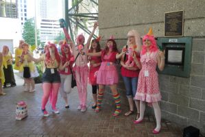 A-kon 23 MLP shoot: Pinkie Pie by basicthuganomics