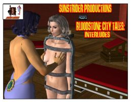 Bloodstone City Tales: Interludes by The-Sunstrider