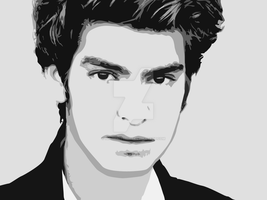 Andrew Garfield by ignitepressure