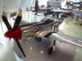 P51 Mustang by captainflynn
