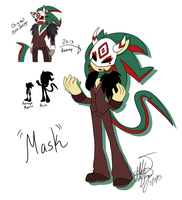 Revamped: Mask by CuddlesAndHuggles