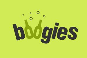 Boogies - Logo Design by Alneo