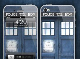 Police Box by UniqueSkins