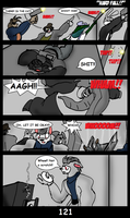 The Cats' 9 Lives! p121 by TheCiemgeCorner