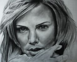 Charlize Theron by skylineaddict