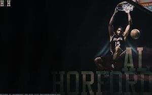 Al Horford by sha-roo