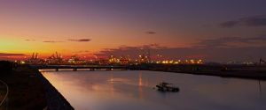 The Port by MarkLucey