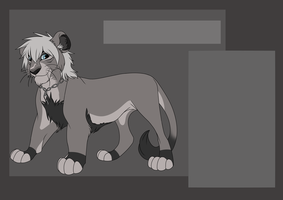 Male Lion Adopt: Closed by Tamnyan