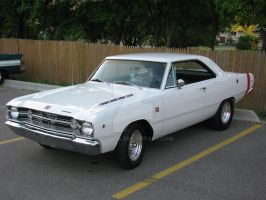 1968 Dodge Dart GTS by Qphacs