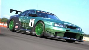 SKYLINE GT-R R33 Touring Car by Galactic-Rev