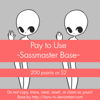 Pay To Use Base {Sassmaster} 200pts or $2 by Koru-ru