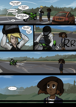 There Are No Wolves - Page 21 by hnkkorgris