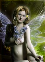 Fairy Beautiful by mendha