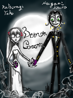 Demon Groom by Reinrassic-the-5th