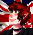 British yet Canadian by Agent42Kisa