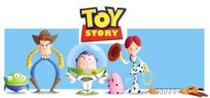 Toy Story by xochiltana
