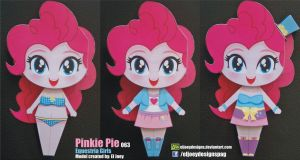 Pinkie Pie Completed model by ELJOEYDESIGNS