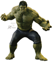 HULK Age Of Ultron Render by DavidCreativeDesigns