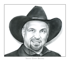Troyal Garth Brooks by gregchapin