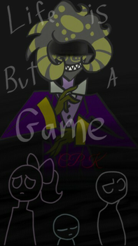 Life is just a game by Cluendin