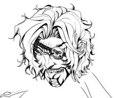 No Tongue PLZ WIP by Arcturion