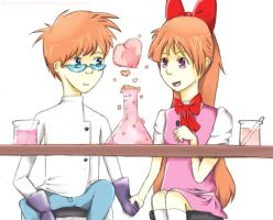 DxB: A Love Potion by BrokenPencil13