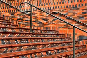 Stairs of Brick by robgbob