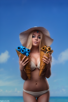 DotA 2 - CM - How's ur summer? by MilliganVick