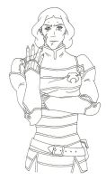 Chief Lin Beifong by temptedbythings