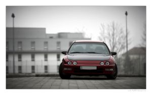 Honda Integra Front 02 by miki3d