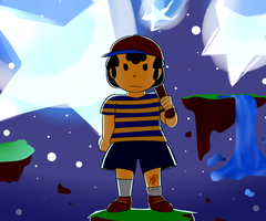 Ness by Sonicluvmuffinl33t