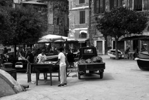 Streets of Italy III by BloodStainedKid