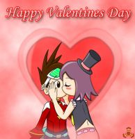 Happy Early Valentines Day by Harbluia