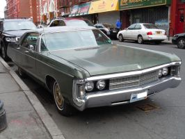 1971 Chrysler Imperial III by Brooklyn47