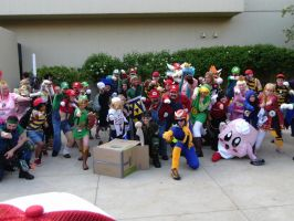 Acen 2013 - Punch Together by Lionofdemise