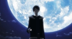 Izaya's moon. by Ceyism