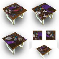 Go to Sleep Citizen Table Top by j3concepts
