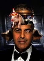Cloned Clooney by salis2006