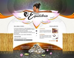 Clinica Equilibrio by thdweb