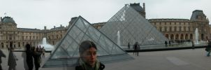 Paris _ Louvre Panorama by falexx