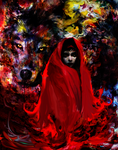 red riding hood by Ururuty
